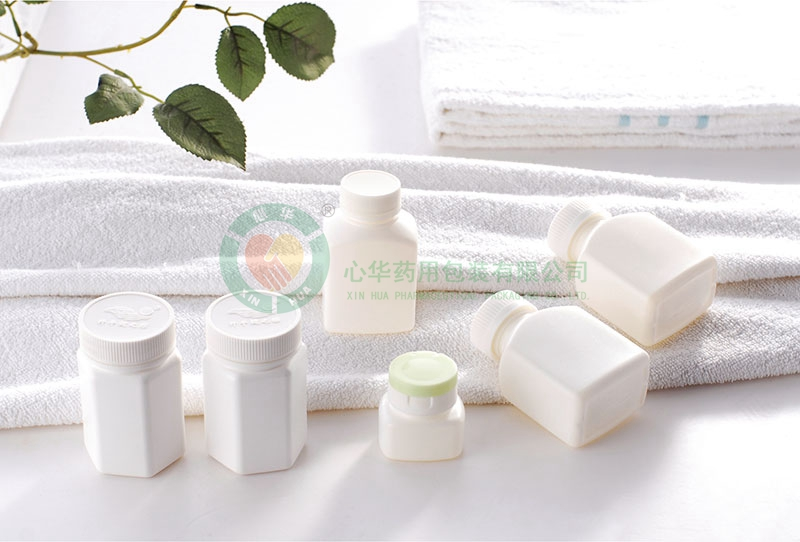 Small health bottle series